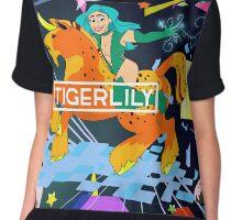 Tigerlily's Unicorn Chiffon Top