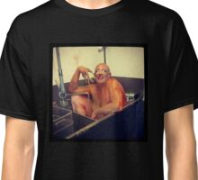 """Phatima Rude- """"monster in the sink"""" Classic T-Shirt"""