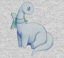 Kawaii dinosaur One Piece - Long Sleeve