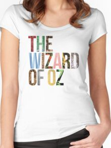 The Wizard of Oz Women's Fitted Scoop T-Shirt