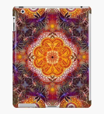 Orange Peel  iPad Case/Skin
