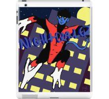 Nightcrawlin' iPad Case/Skin