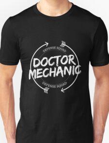 DOCTOR MECHANIC DEFENSE SQUAD Unisex T-Shirt