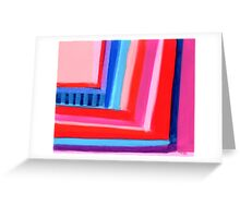 Pastel Painting 1 Greeting Card