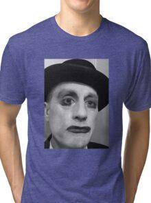 dr death rock, self portrait Tri-blend T-Shirt