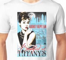 Audrey Hepburn in Breakfast at Tiffany's Unisex T-Shirt