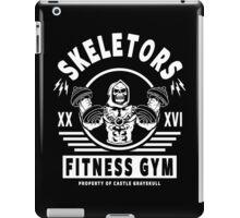 Skeletors Fitness Gym iPad Case/Skin
