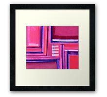 Pastel Painting 2 Framed Print