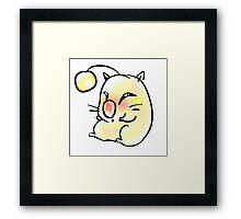 Little Moogle Framed Print