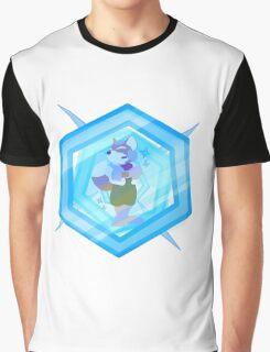 Fox Shines On Graphic T-Shirt