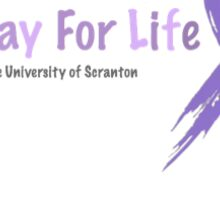 relay for life  Sticker