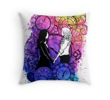 Time Led Me To You Throw Pillow
