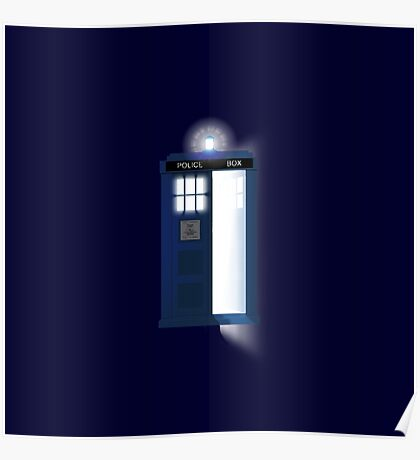 Doctor, WHO? Poster