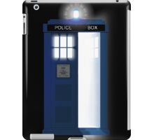 Doctor, WHO? iPad Case/Skin