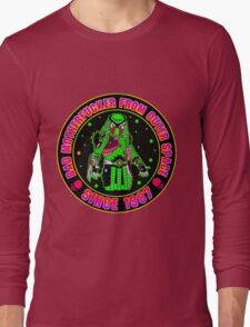 Bad Mofo from Outer Space Colour Long Sleeve T-Shirt