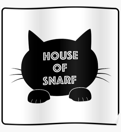 House of Snarf Poster