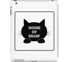 House of Snarf iPad Case/Skin
