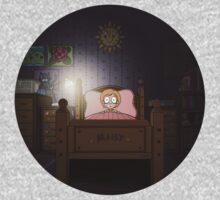 Maisy's Bedroom (The Monsters Video Art) One Piece - Long Sleeve