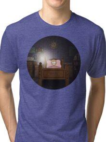 Maisy's Bedroom (The Monsters Video Art) Tri-blend T-Shirt