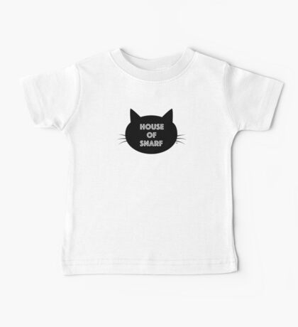 House of Snarf Baby Tee