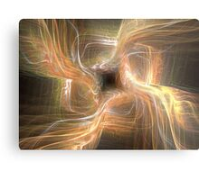 String Theory Metal Print