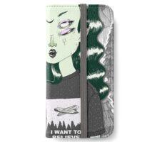 Zelina  iPhone Wallet/Case/Skin