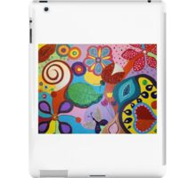 Touch me iPad Case/Skin