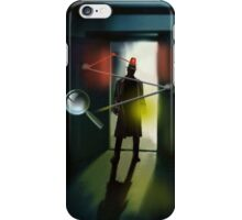 The Inspector is in. iPhone Case/Skin