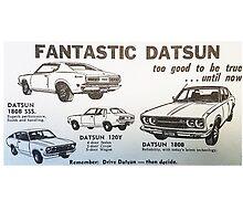 Fantastic Datsun by jacqs
