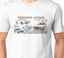 Fantastic Datsun Unisex T-Shirt