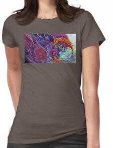 Hyper Beast  Womens Fitted T-Shirt