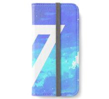 Pretty Pink/Purple/Blue Pastel Sky Seventeen Kpop iPhone and Samsung Case iPhone Wallet/Case/Skin