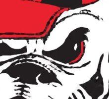 Low Poly Georgia Bulldog Sticker