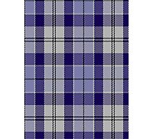 00236 Strathclyde (Official) District Tartan  Photographic Print