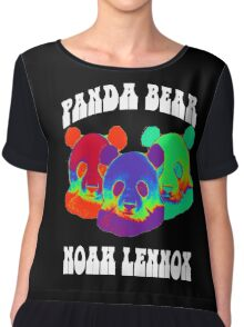 Original Panda Bear #3 Chiffon Top