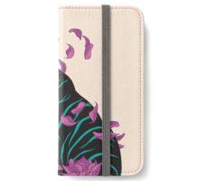 Black tiger iPhone Wallet/Case/Skin