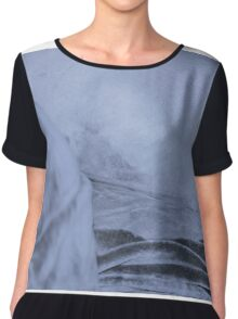 Odes to living uphill Chiffon Top