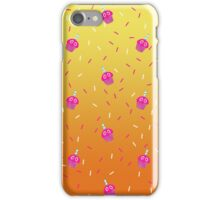 Cupcakes AND sprinkles! iPhone Case/Skin
