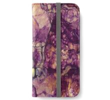Cool Rock Formations  iPhone Wallet/Case/Skin