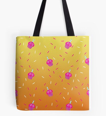 Cupcakes AND sprinkles! Tote Bag