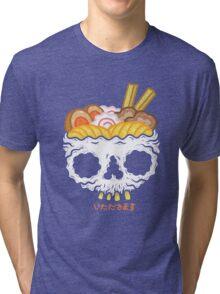 ITADAKIMASU- Ramen Tri-blend T-Shirt