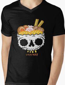 ITADAKIMASU- Ramen Mens V-Neck T-Shirt