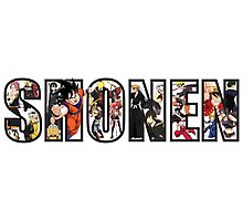 SHONEN! Photographic Print