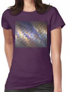 Beach Womens Fitted T-Shirt