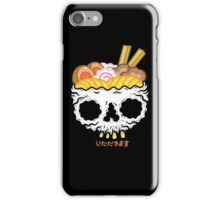 ITADAKIMASU- Ramen iPhone Case/Skin