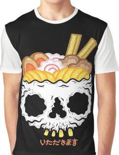ITADAKIMASU- Ramen Graphic T-Shirt