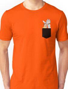 Rick and Morty Pocket Tees Unisex T-Shirt