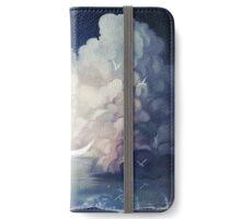 upon the sky-foam. iPhone Wallet/Case/Skin