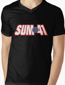 sum 41 original logo Mens V-Neck T-Shirt