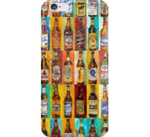 100 Bottles of Beer Poster - Perfert for College Dorms, Bar Decor, Man Cave iPhone Case/Skin